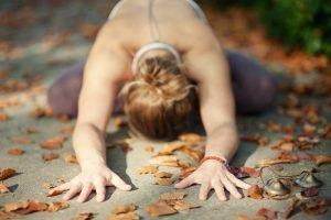 Yogaklassen
